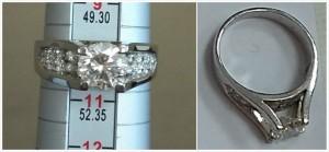 03.26-有GIA證書的鑽石比較貴 桂麗金-黃金、K金、鑽石回收專門店 (新北市-蘆洲店)