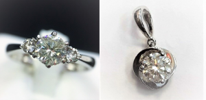 07.21-GIA鑽石收購分享-0.30ct鑽戒、0.40ct鑽墜-JEWEL CAFE 蘆洲店 (新北市)1