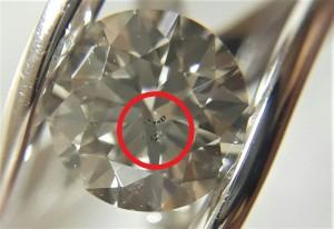 10.13-常見的鑽石內含物-Cloud雲狀物 JEWEL CAFE 鑽石收購專門店-蘆洲店 (新北市)