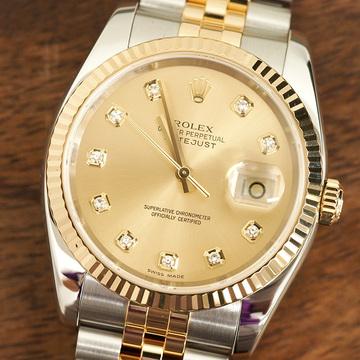 12.04-勞力士型號-錶圈款式 (上篇) ◄JEWEL CAFE 回收收購專門店-蘆洲店 (新北市)►116233G