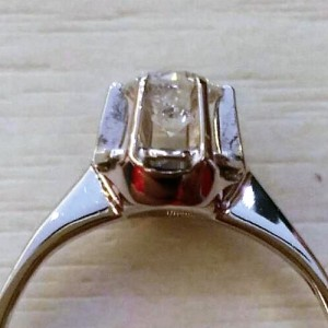 07.20-【新北市蘆洲區 鑽石 戒指 回收】 國外買的鑽石比較好 ◄JEWEL CAFE 收購專門店►2