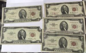 古幣-外國古鈔