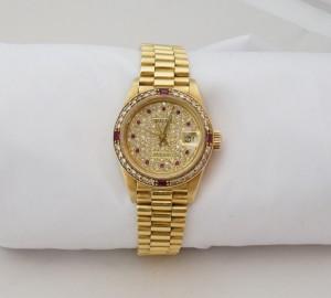 ROLEX勞力士鑽錶