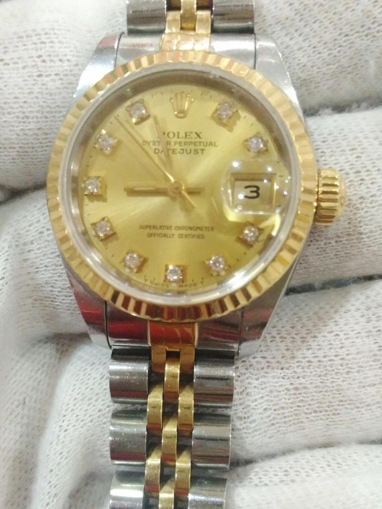 中山Rolex女錶