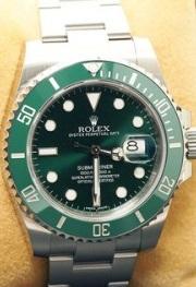 827ROLEX綠水鬼回收