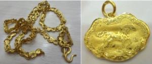 0901黃金飾品