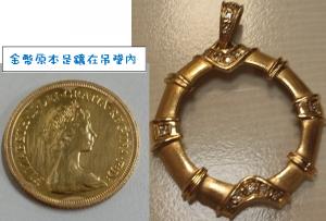 黃金K金 10