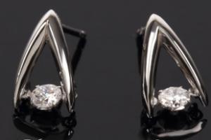 0521-鑽石耳環