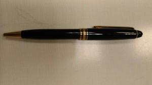 萬寶龍原子筆