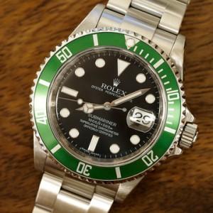 勞力士錶-綠水鬼