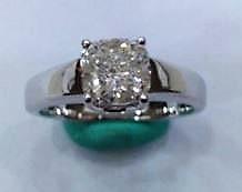 枕墊型鑽石