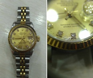 Rolex女錶69173