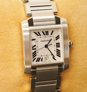 Cartier Tank女錶