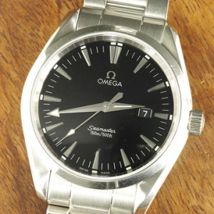 omegaSeamaster Aquaterra錶