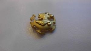回收黃金豼貅墜子