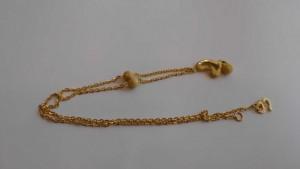 回收黃金項鍊