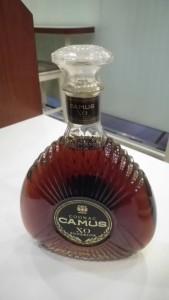 收購CAMUS XO老酒