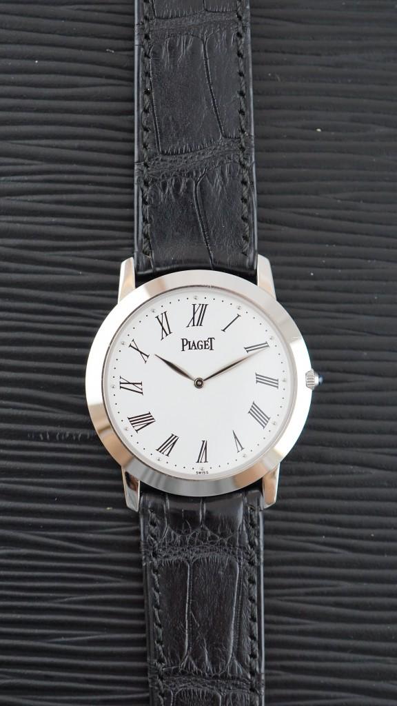 收購PIAGET錶