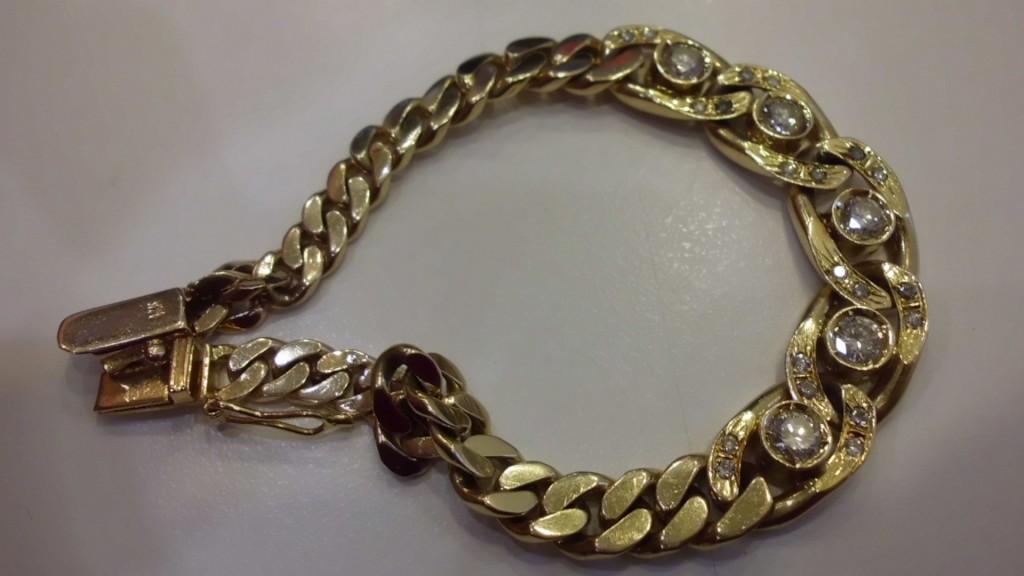 收購鑽石手鍊