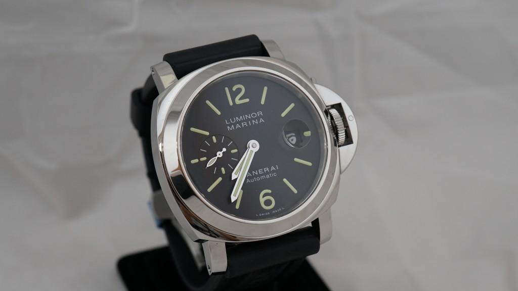 收購Luminor Marina 手錶