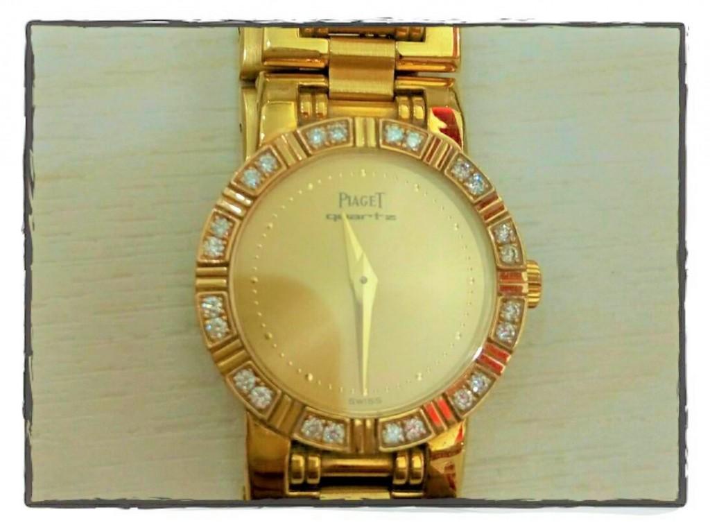 PIAGET 鑽錶