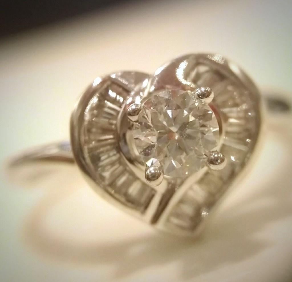 鑽石 心型