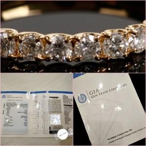 國際上最具公信力的鑽石鑑定書