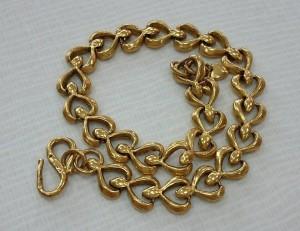 遺漏的黃金手鍊