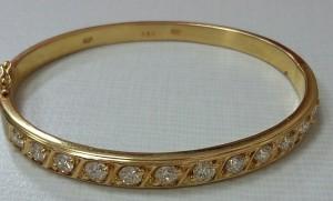 85 012200鑽石手鐲_9325