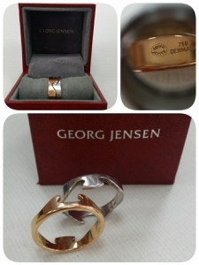 GEORG JENSEN 男戒-FUSION