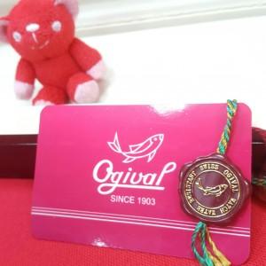 名牌手錶 Ogival 愛其華 品牌故事