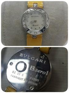 寶格麗B ZERO1 石英女錶