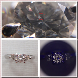 0.39CT鑽石戒指