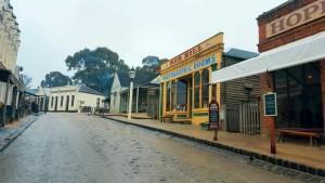 美不勝收的黃金小鎮:澳洲墨爾本--Sovereign Hill疏芬山金礦城3