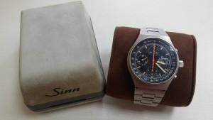 Sinn 軍用機械錶