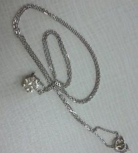 50分鑽石項鍊