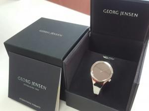 喬治傑生朵蘭手鐲錶
