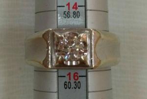 0.62CT鑽石回收