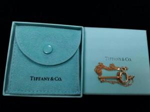 Tiffany Keys項鍊