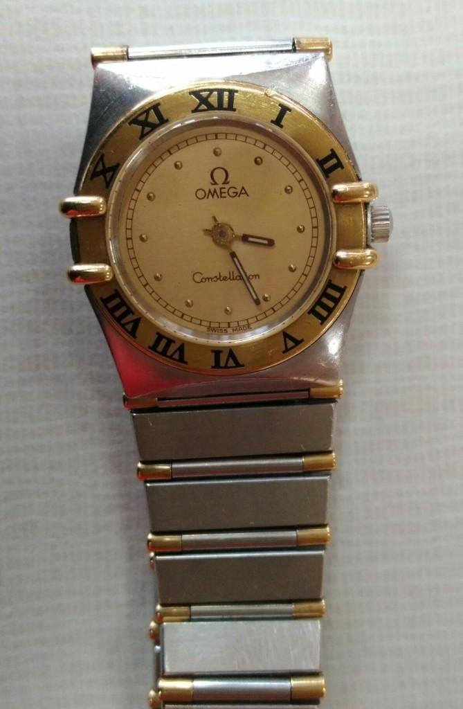 歐米茄石英女錶