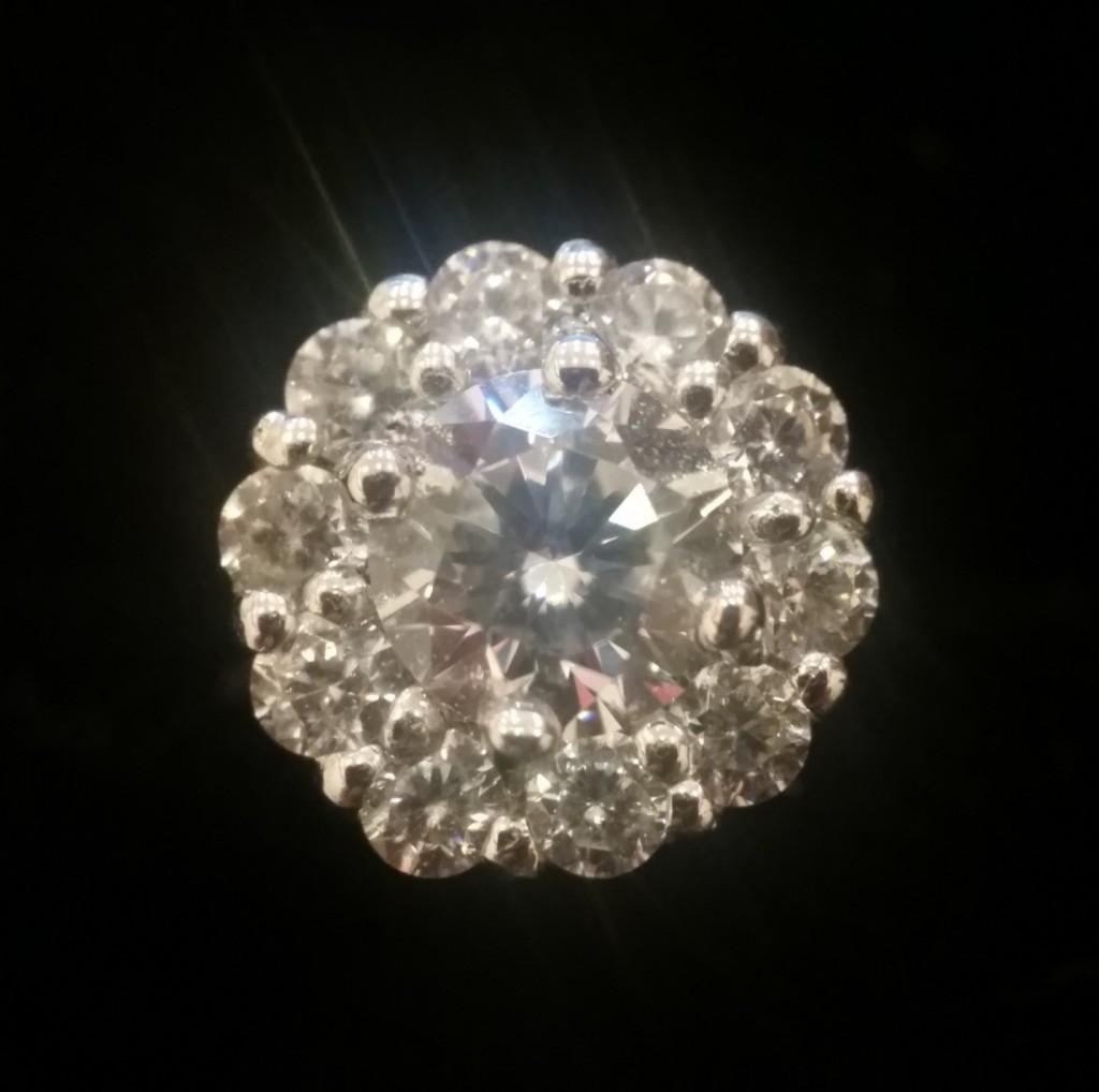 0622(30分鑽石耳環)