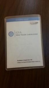 30分鑽GIA證書
