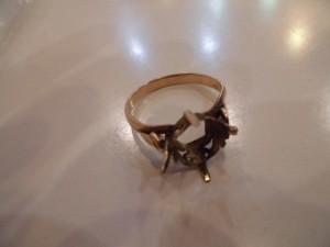 斷掉壞掉的戒指收購