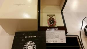 浪琴錶收購