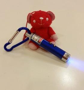 紫外線燈筆_