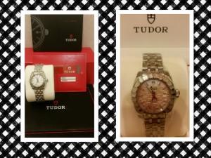 收購TUDOR手錶