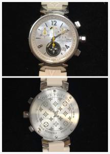 LOUIS VUITTON名牌錶收購