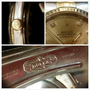 勞力士手錶刻印