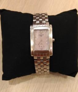 浪琴女錶收購