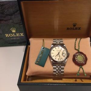 ROLEX收購16234